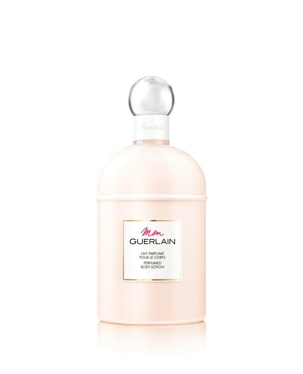 嬌蘭Mon Guerlain「我的印記」香氛身體乳,200ml售價2,400元。...