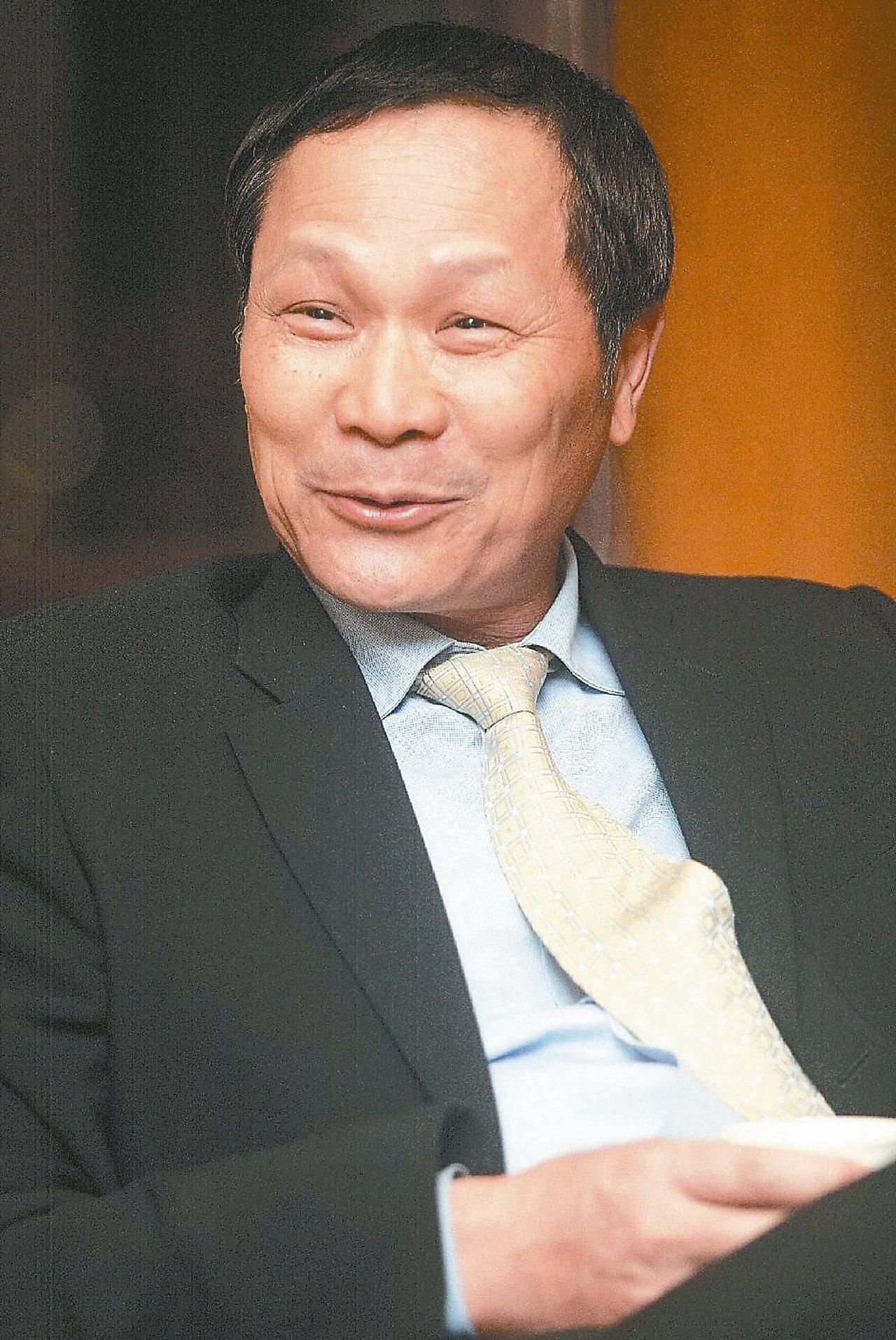 華固建設董事長鍾榮昌。 (本報系資料庫)