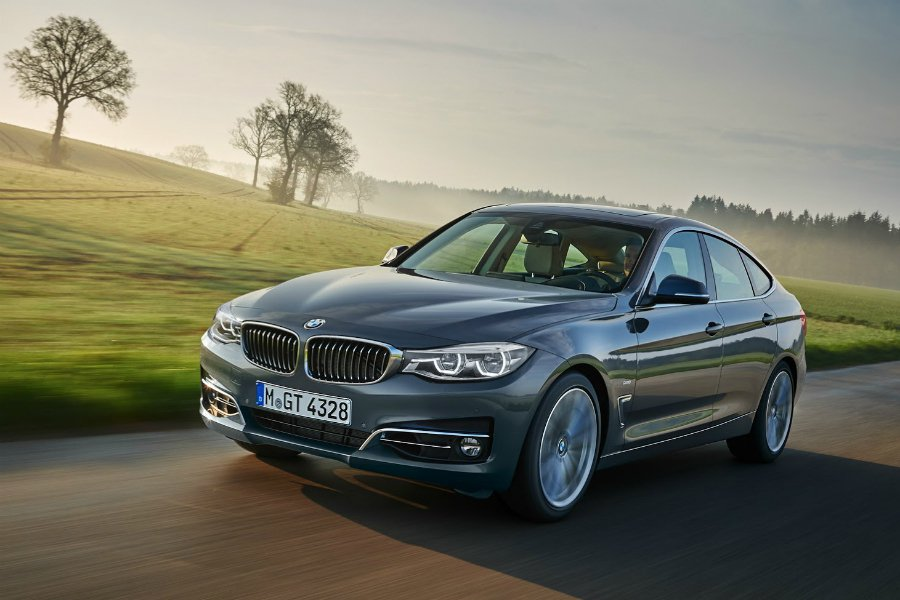 BMW 於最佳汽車品牌評比中排名第三,比去年提升了 2 名。 摘自 BMW
