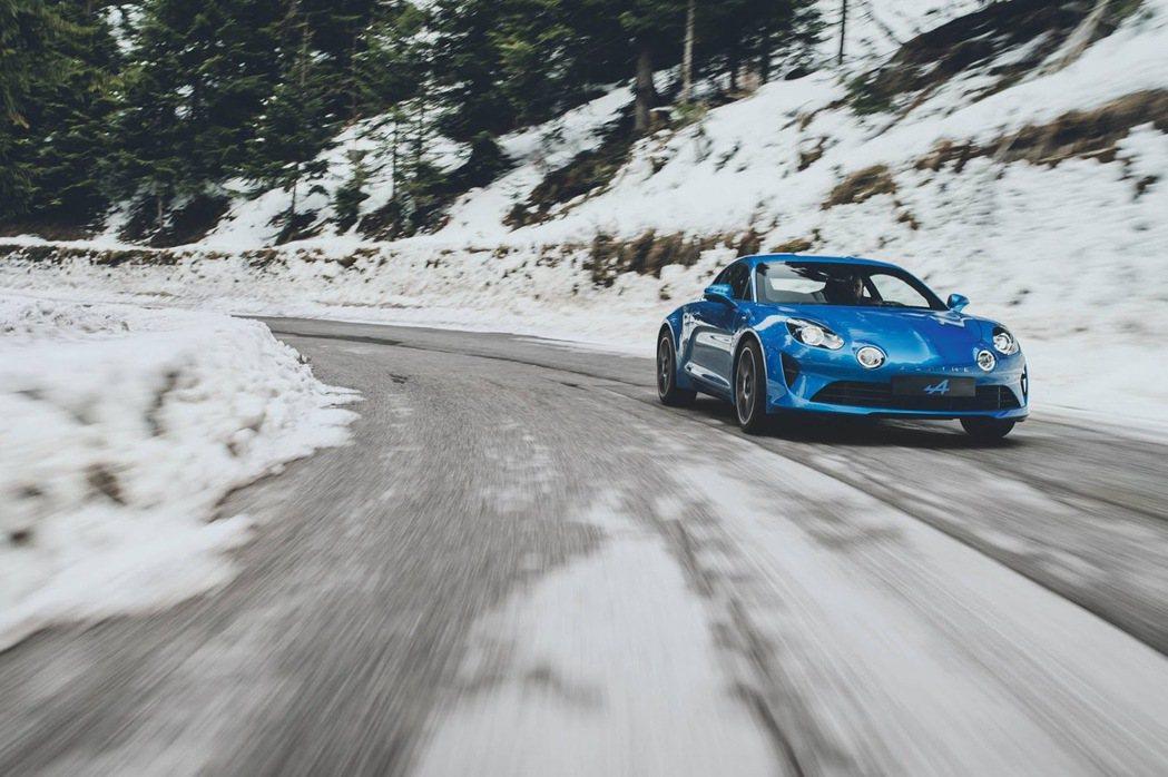 Alpine提供