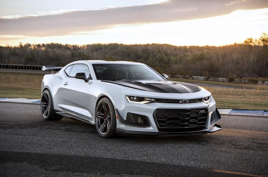 Ford野馬車主想換Camaro大黃蜂? Chevrolet提供9萬優惠!