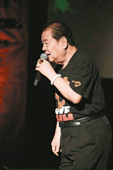 歌手郭金發去年發生心肌梗塞猝死後,引發一波心血管健檢潮。 圖/正聲電台、讀者提供