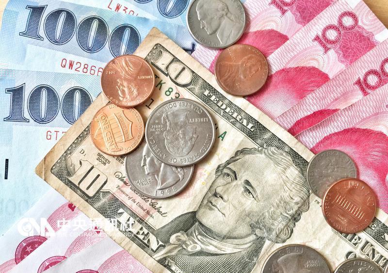台幣兌美元匯率今年以來已升值5%,大家都關心:「台幣還會強勢多久?」 中央社...