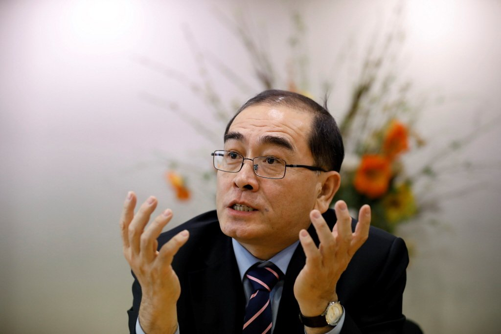 前北韓駐英公使太永浩:只有金正恩能下刺殺令