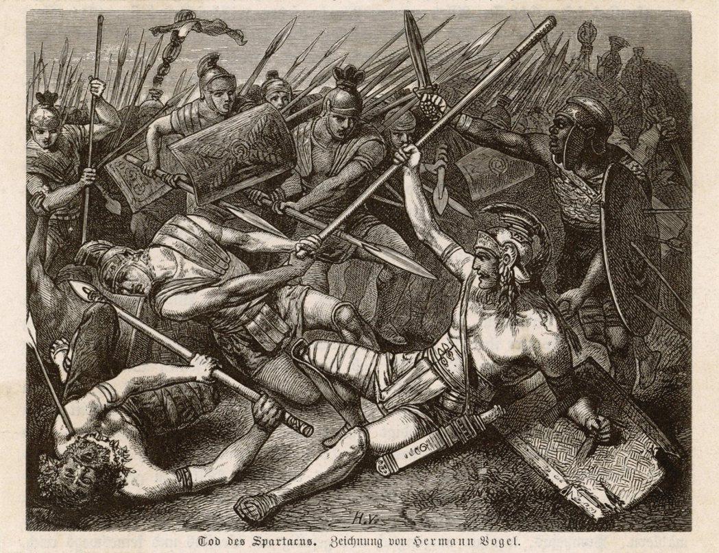 儘管只要奴隸主一聲令下,羅馬的奴隸都有機會立即成為自由人,甚至晉升為羅馬公民;但...