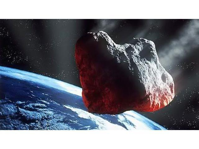 小行星是否掠過地球,人們始終充滿想像。 圖/報系資料照