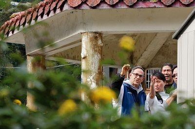 在清泉生活40年,丁松青早已將這裡當作家鄉, 讓家更美更好,是他始終的堅持。