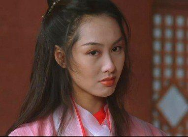 朱茵當年在「大話西遊」演出紫霞仙子,美貌驚人。圖/取自於微博