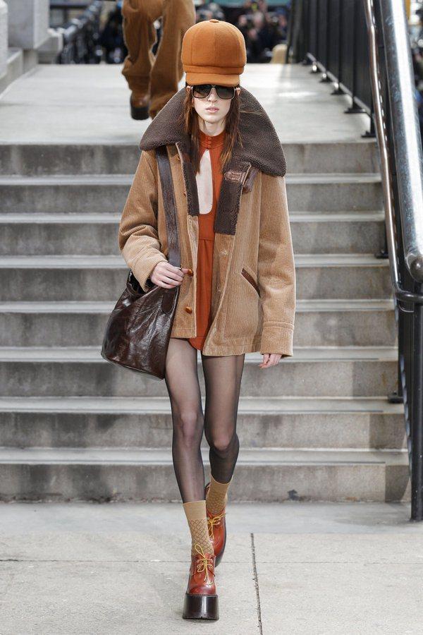 剛落幕的紐約時裝周,還是可見到許多紙片人模特兒。 圖/Marc Jacobs提供