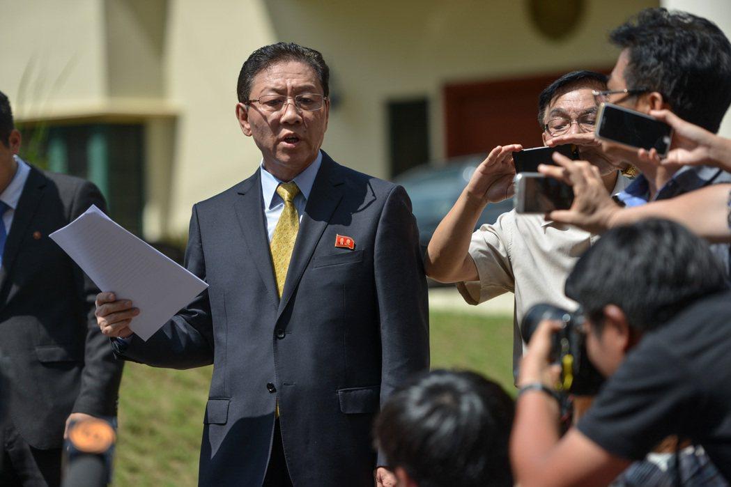 學者:大馬逐北韓大使 斷交恐一步之遙