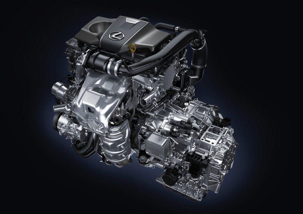 2.0L的渦輪增壓引擎成為近年LEXUS的主力銷售車款。 圖/LEXUS提供