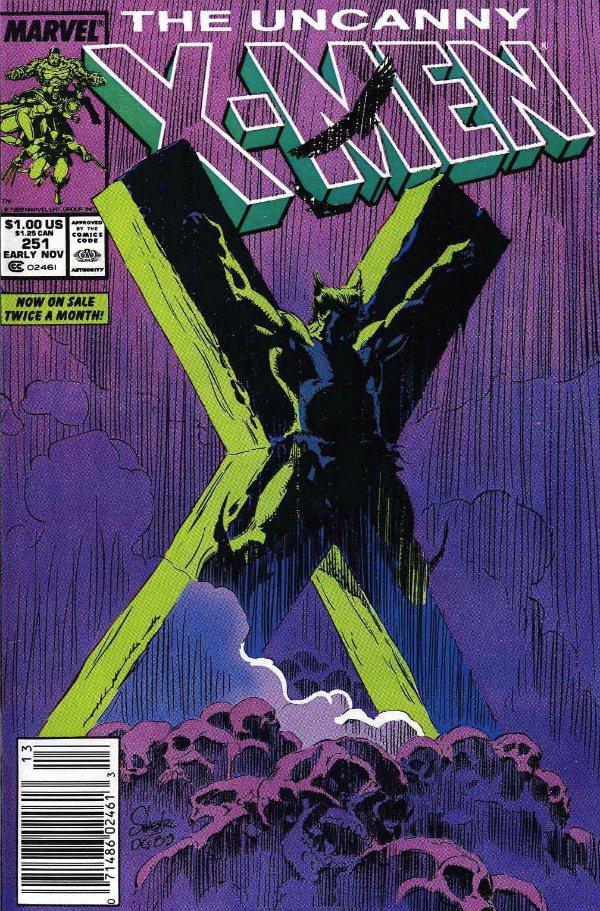 「羅根」結尾的想法來自於經典漫畫「The Uncanny X-Men #251」