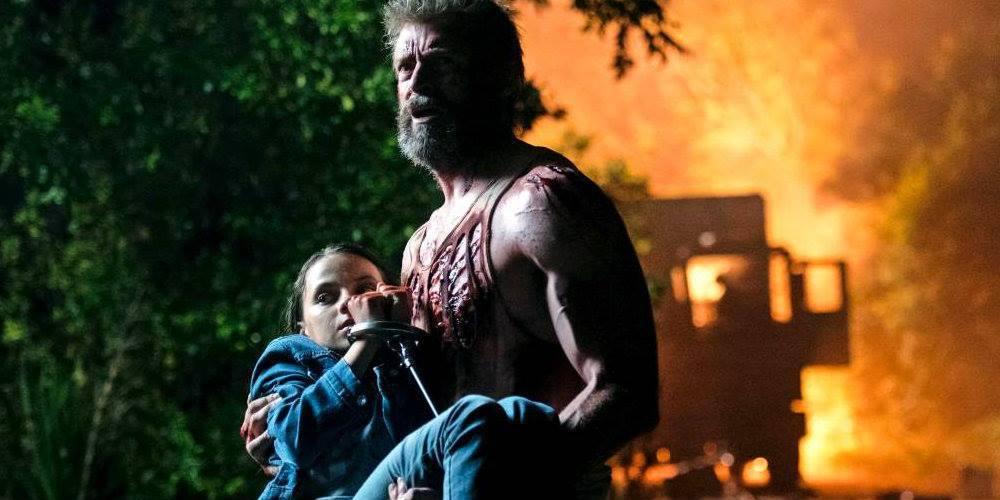 休傑克曼確立心意,「羅根」是最後一部金鋼狼電影。圖/福斯提供
