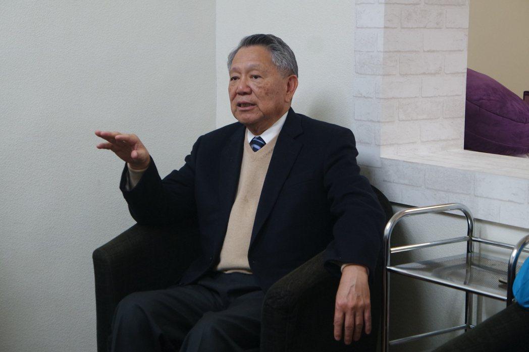從醫轉政 國民黨主席參選人詹啟賢3度救援
