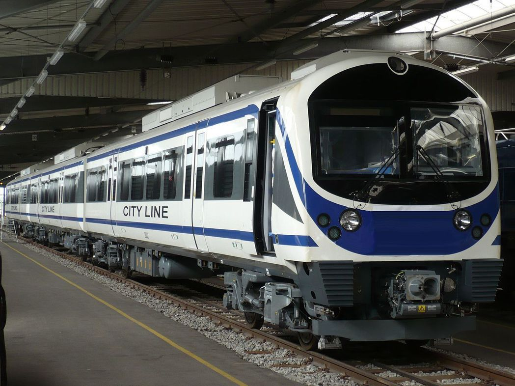 圖為泰國曼谷城市線列車。 圖/取自維基百科
