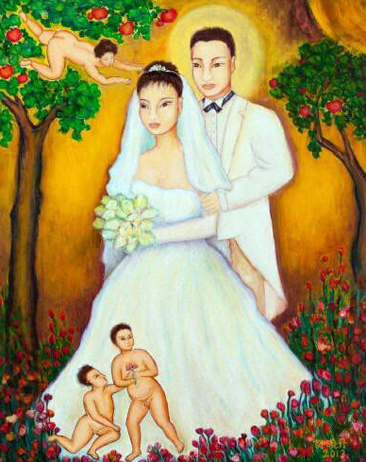 許曉丹與第二任丈夫結婚16年,婚後從爭議轉趨低調,一生情史豐富的她說,謝醫師是懂...