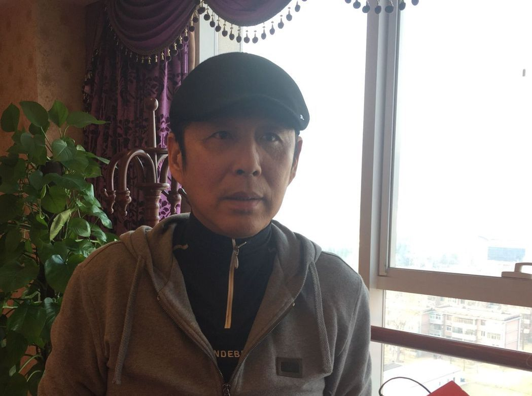 中國大陸知名演員陳道明。圖/取自環球時報