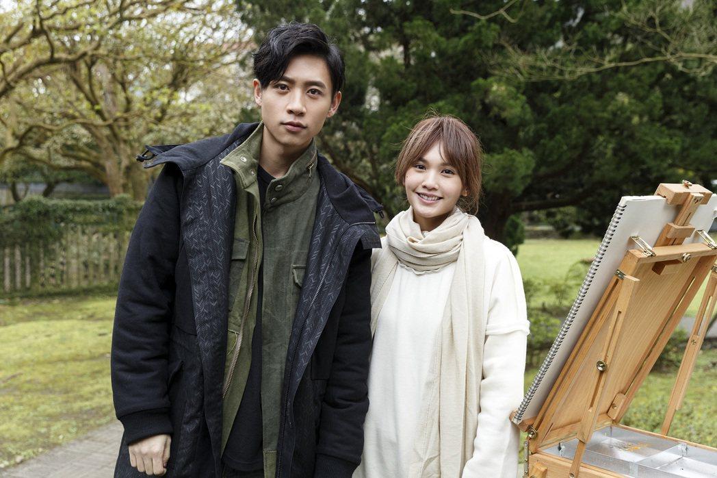 楊丞琳(右)與魏晨二度合作。圖/魏晨工作室提供
