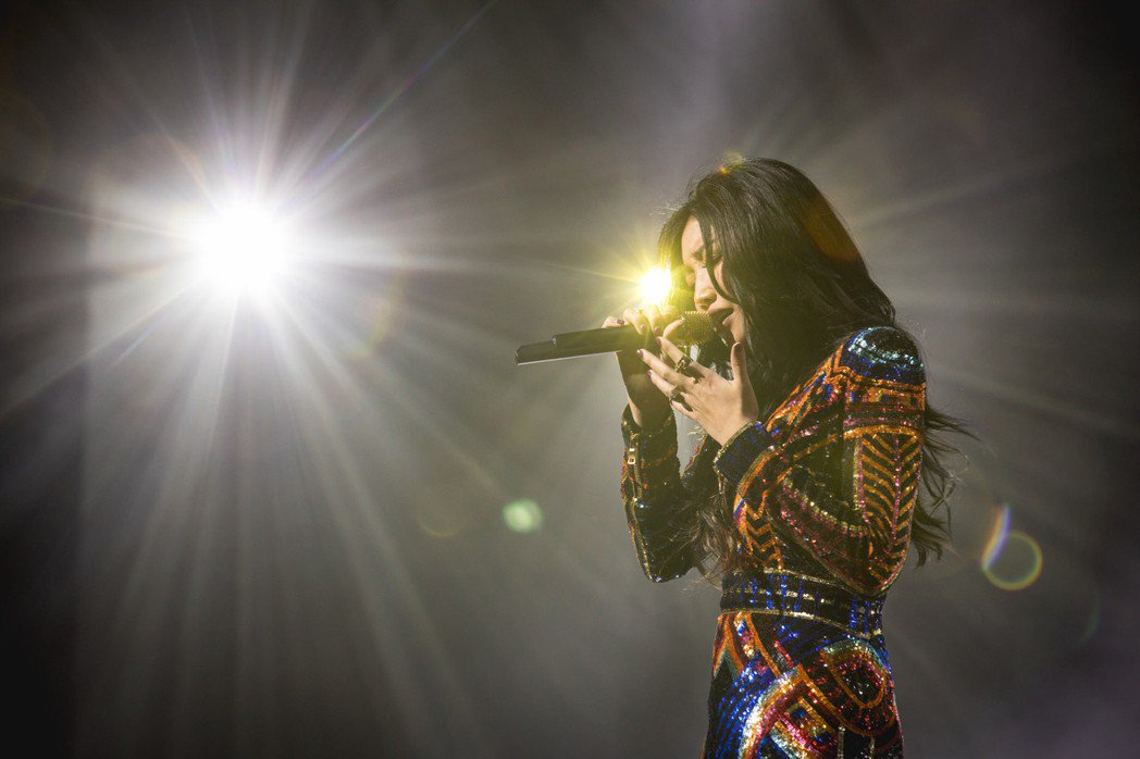 A-Lin「Sonar聲吶」演唱會,重返新加坡舉辦回聲限定場。圖/索尼提供