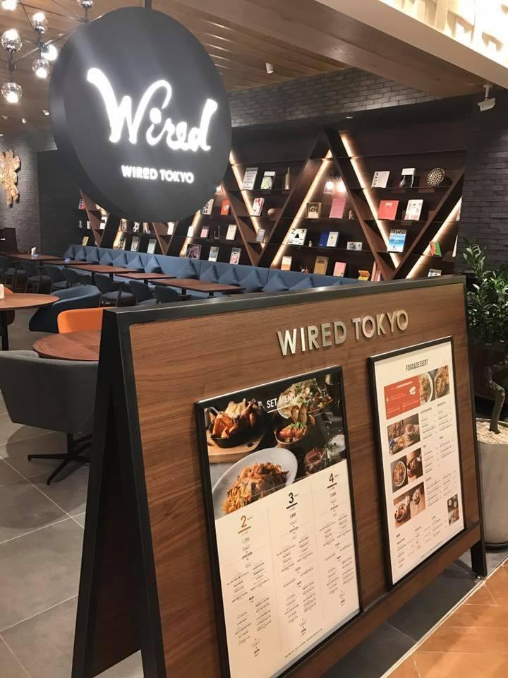 涉谷咖啡店 「WIRED TOKYO」首次海外展店,進駐統一時代百貨台北店的「T...