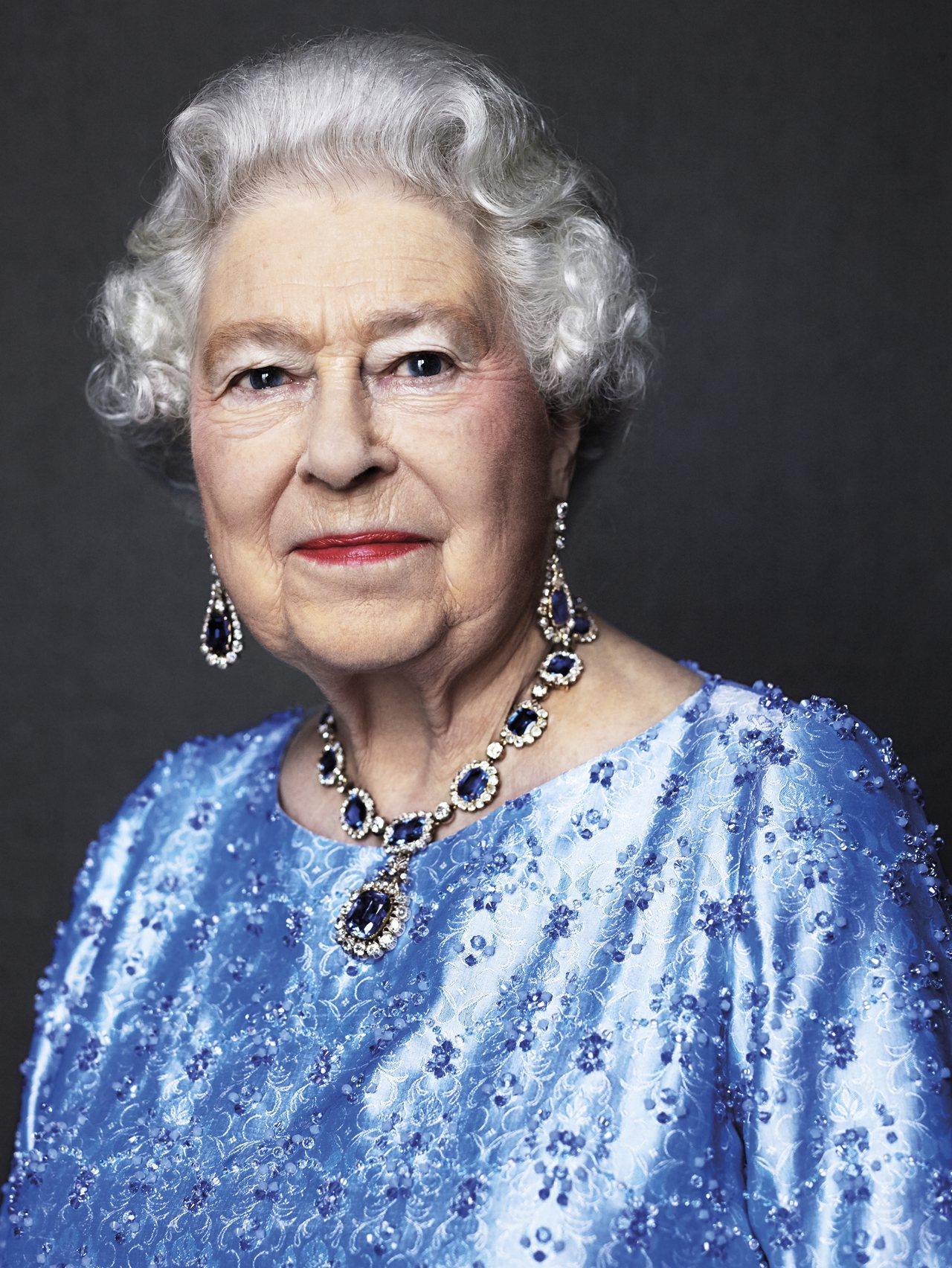 英國女王伊麗莎白二世。 (美聯社)