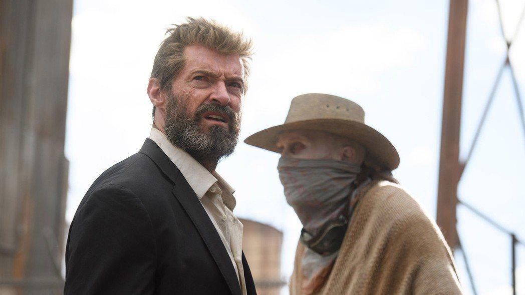 「羅根」是休傑克曼最後的金鋼狼畢業作電影。圖/福斯提供