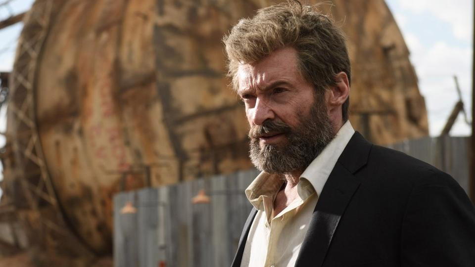 休傑克曼最近帶來最後一部金鋼狼電影「羅根」。圖/福斯提供