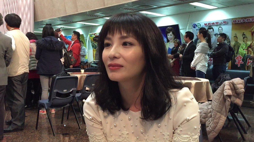 藝人湘瑩。報系資料照 記者陳慧貞/攝影