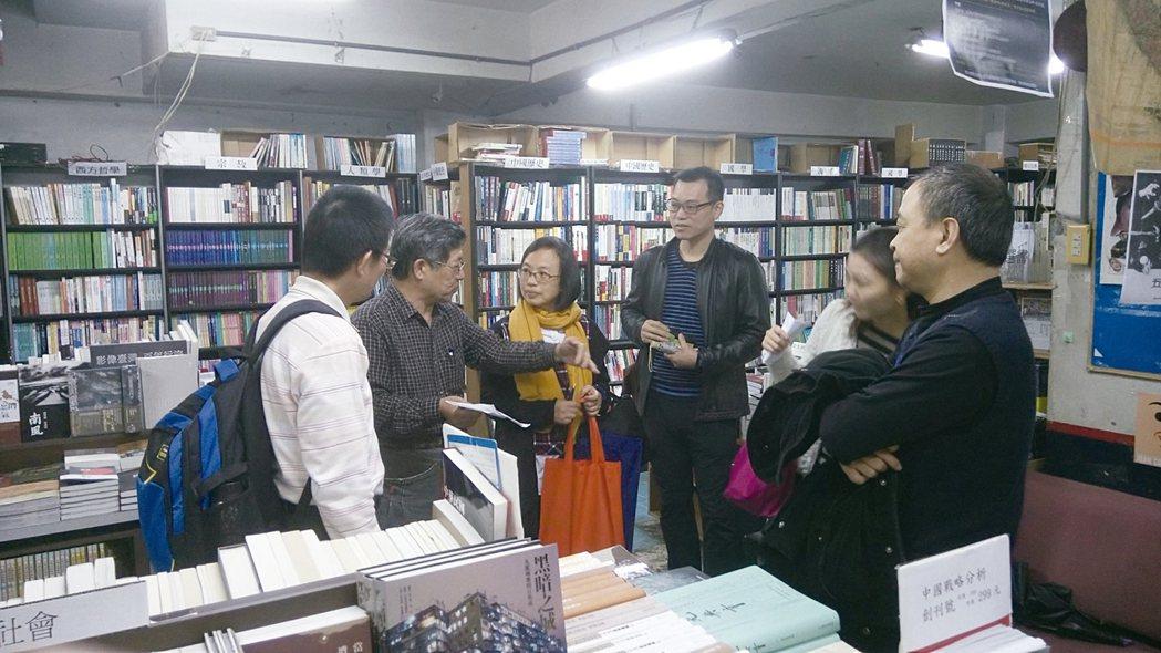 唐山書店外表並不起眼,但卻是台灣獨立書店的代表之一。 圖/大安區公所提供