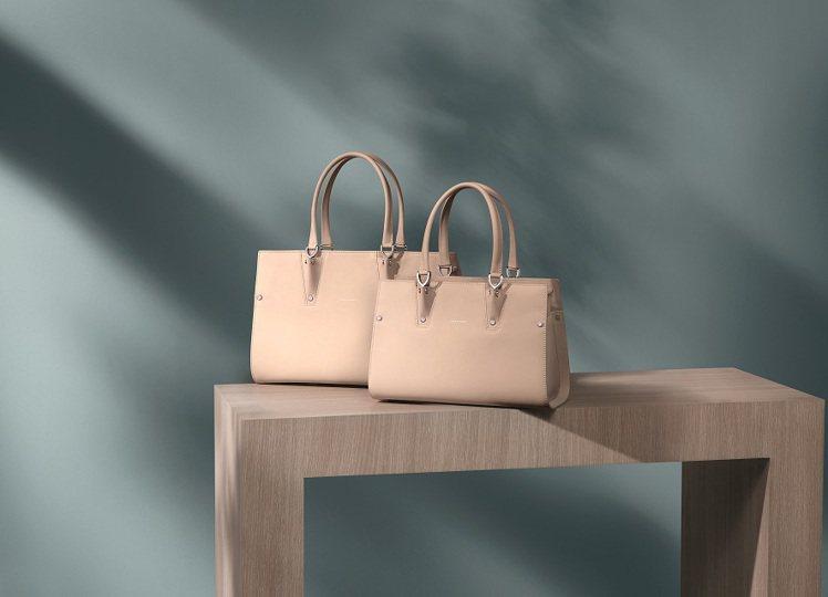 Longchamp向全球旗艦店所在地「第一區」致敬,推出集品牌工藝於一身的包款P...