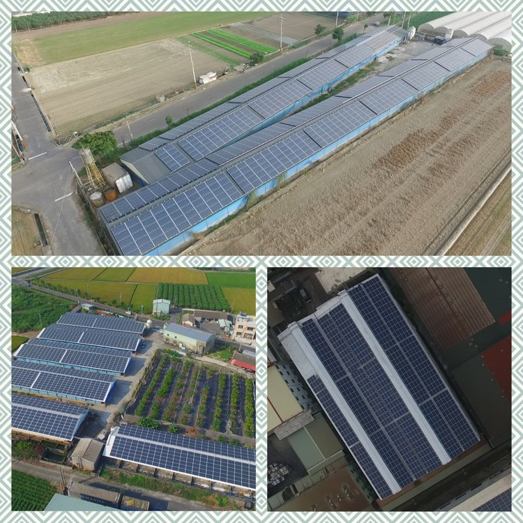 太陽能EPC專業廠誠逸科技,在各地不斷複製 陽光電廠,從屋頂、地面,到水域同步發...