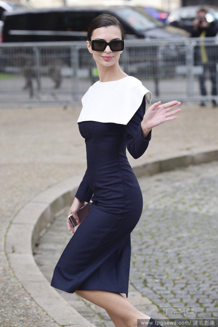 美國名模女星 Emily Ratajkowski。圖/達志影像