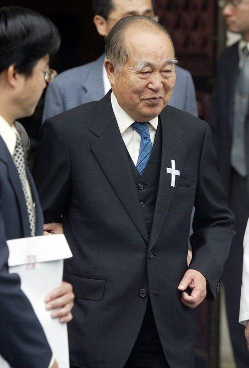 前副總統李元簇。圖/本報系資料照