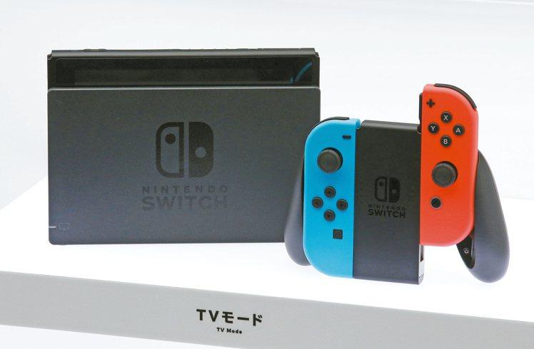 任天堂新一代遊戲機Switch銷售告捷,瑞昱、威盛旗下威鋒、原相、立積等供應商相...