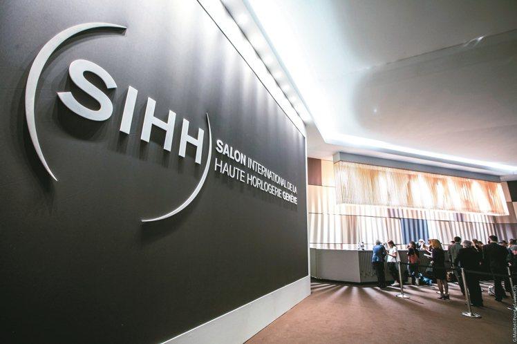 今年的SIHH很不一樣除了開放讓「遊客」參觀,還吸引了更多品牌參展。 圖/SIH...