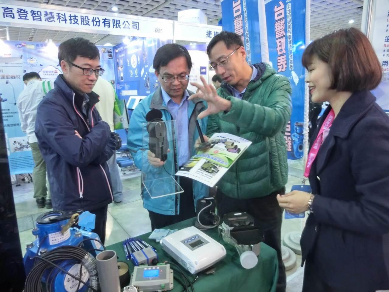 弓銓企業目前也成功將產品銷售東南亞與南非等國家,證明台灣水利產業正是新南向的新...