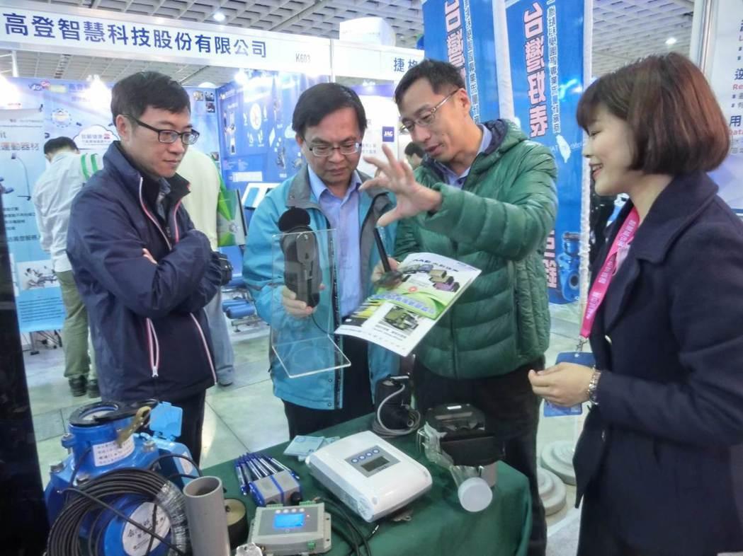 弓銓企業目前也成功將產品銷售東南亞與南非等國家,證明台灣水利產業正是新南向的新興...