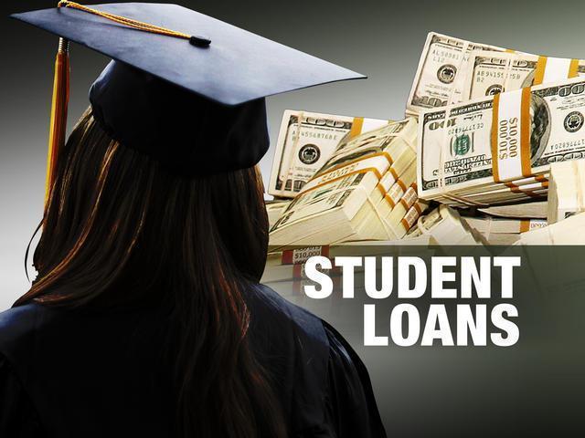 調查顯示,學生貸款是買房的最大障礙。(美聯社)