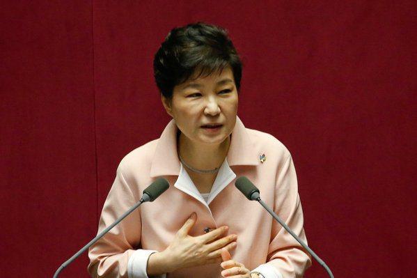 朴槿惠彈劾將宣判 憲法法院緊急警戒