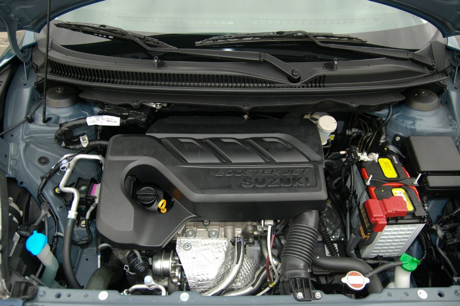 Suzuki Baleno 搭載 1.0 升 BoosterJet 三缸渦輪直噴...