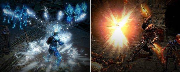 《流亡黯道PoE》新增「自力模式」,讓玩家可獨自闖蕩瓦爾克拉斯! 圖/Garen...