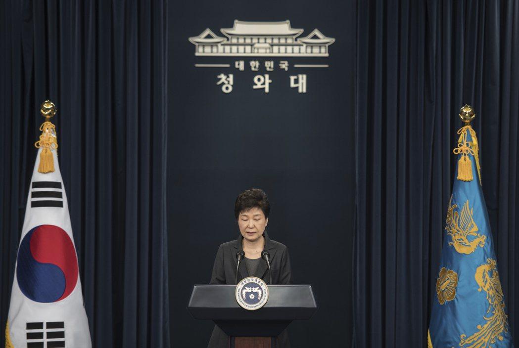 朴槿惠下台 總統禮遇幾乎全飛了