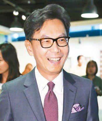 台灣大董事長蔡明忠。 (聯合報系資料庫)