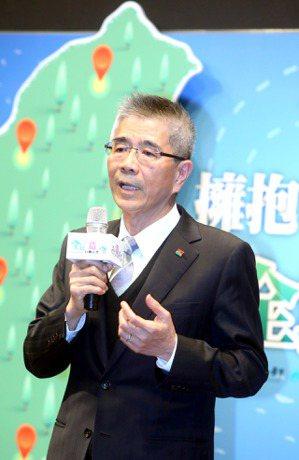 信義房屋董事長周俊吉。(本報系資料庫)