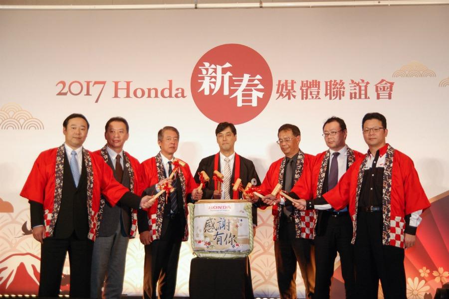 8 人座 Odyssey 駕到!Honda Taiwan 公佈 2017 年度計劃