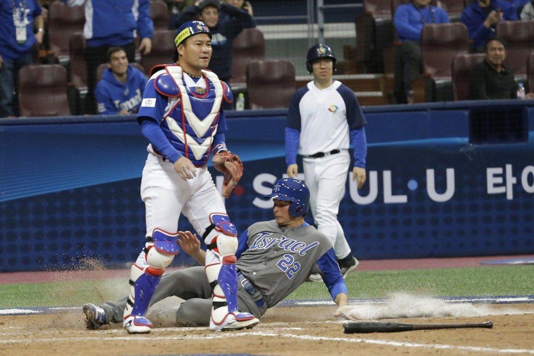 本屆經典賽國籍規則放寬,號稱「美國二隊」的以色列在首輪痛擊中華隊。 美聯社