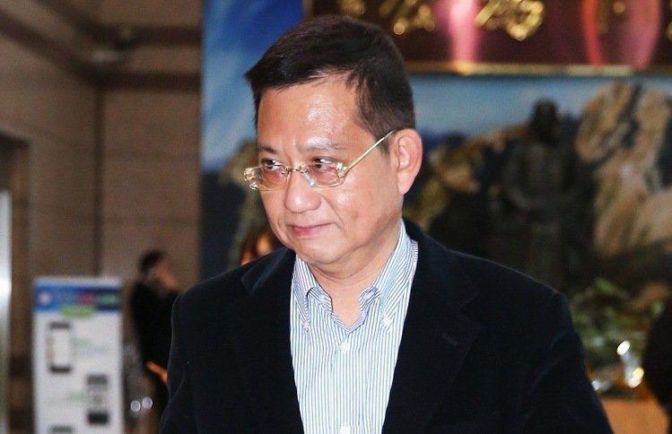 前立委吳育昇,現任拔河協會理事長。 圖/報系資料照