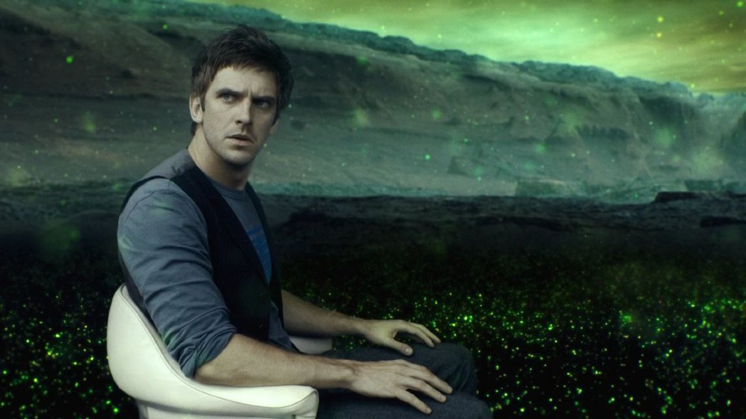 丹史蒂文斯在「變種軍團」扮演被懷疑精神不正常的變種人。圖/摘自imdb