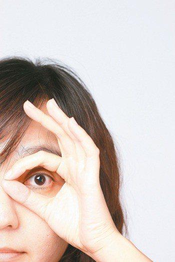 針對不同眼周老化問題,可採取不同醫美方案。報系資料照