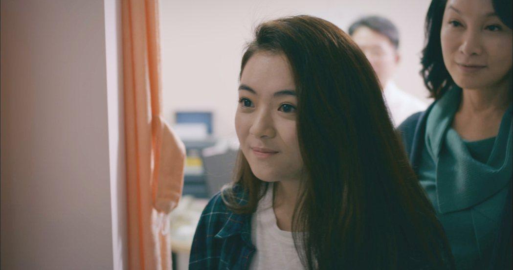 張瓊姿20歲女兒郭思瑜演出「今晚你想點什麼」,獻出處女作,演技有大將之風。圖/公...